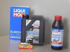 KIT DE MAINTENANCE DAELIM QL 125 steezer huile bougie Inspection révision