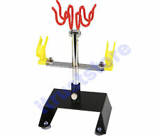 AIRBRUSH PAINT GUN HOLDING STAND HOLDER FOR AIR BRUSH ORGANIZER HANGER RACK