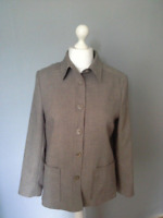 Cotswolds Collection lined country smart jacket size 14   k8