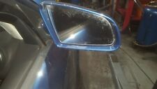 AUDI A3 8P RIGHT SIDE WING MIRROR IN BLUE LZ5C