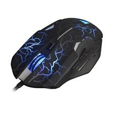 WASDkeys Optical M200 Gaming Mouse, USB, Black, 2500dpi, 6 Buttons