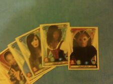 16 Doctor Who Alien Armies Trading Cards.Panini 2004.