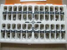 DENTAL PERMANENT CROWN MOLAR  KIT ( 96PCS) compatible 3M ESPE (24sizes)