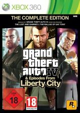 Microsoft XBOX 360 JEU * Grand Theft Auto IV Complete Edition * gta4*neu*new*18