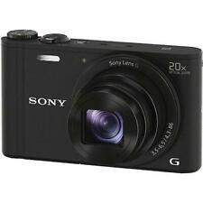 Sony DSCWX350/B 18.2 MP Cyber-Shot Digital Camera
