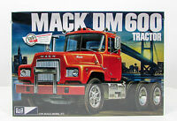 MPC 859 Mack DM600 Tractor 1/25 New Truck Plastic Model Kit Tractor Big Rig