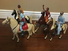 Hartland 1950's Lone Ranger and Tonto vintage and Antique Toys