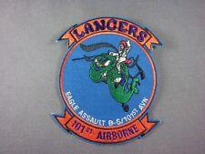 Aufnäher Patch Lancers 101st Airborne Eagle Assault B-5/101st AVN