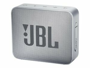 JBL Go 2 Waterproof Portable Wireless Bluetooth Speaker, Multiples Colors