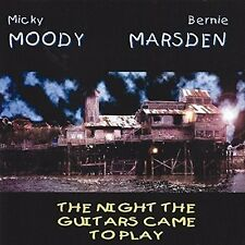Mickey Moody And Bernie Marsden - The Night The Guitars Came To Play [CD]