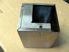 Rmi Coffee machine, #27526 Stainless Steel Cash Box.