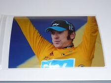 Bradley Wiggins Tour De France 2012  7 x 5  Photo 1