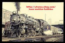 LMH Postcard  GRAND TRUNK WESTERN  4-6-2 K4 Pacific  GTW #5629   CN Subsidiary