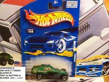 HOT WHEELS 2001 #150 -1 ENFORCER 01C