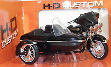 MAISTO 32420 Harley-Davidson Three-Wheled 1998 FLHT Eclectra Glide St.METAL 1:18
