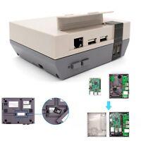 NesPi Case NES Style Box Designed for Raspberry Pi 2 & 3 MODEL B, Pi 1 MODEL B+