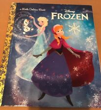 NEW Disney's Frozen Little Golden Book 2013
