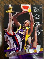 1998 Pinnacle WNBA Lisa Leslie #2 HOF
