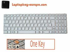 One Laptop Key ASUS  K70 K70AB K70AC K70AD K70AE K70AF- Type Chiclet White