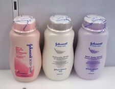 JOHNSON'S BABY POWDER BABY CARE GENTLE SOFT TRAVEL SIZE 50g x 3 PCS  (3 COLOR)