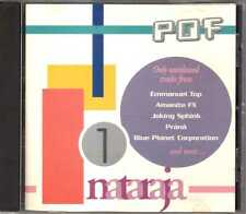 Compilation - POF Music - Nataraja 1 - CD - 1995 - Trance Goa Tribal Techno