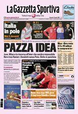 GAZZETTA DELLO SPORT 26 APRILE 2009 TRULLI SIMONCELLI ROSSI IANNONE