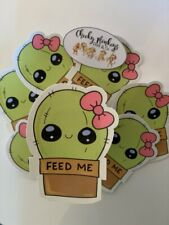 Hand Made Stickers
