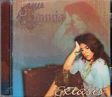 Tannia  Extasis  BRAND  NEW SEALED  CD