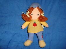 """Vintage ganz bros Knickerbocker Bean Bag doll 8"""" tall"""