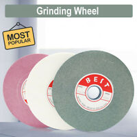 Heavy Duty Grinding Wheel Bench Grinder Fine/Coarse Grit 200*13*32mm
