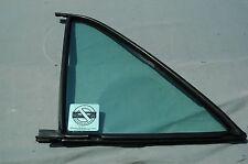 1986-1991 Mercedes 420SEL/300SEL/W126 Rear Door Vent Glass  (LH)  OEM