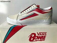 12e427789e Size 11.5 - VANS Limited Edition David Bowie Skate Shoes Old Skool