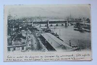 Postkarte Antike Glasgow - The Clyde From The Sailor´S Home