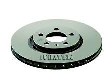 2x Brake Discs (Pair) Vented Front 280mm VAG121 Juratek Set 1J0615301E Quality