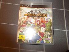 PS3 game AEGIS OF EARTH Protonovus Assault