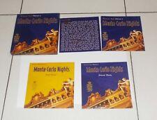 2 Cd MONTE CARLO NIGHTS Nouveau Beat Volume 2 OTTIMO Radio Montecarlo vol 2