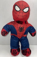 Build A Bear Marvel Spider Man, Outfit, Accessories, Super Hero, Red & Black.