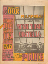 MAGAZINE OOR 1979 nr. 10 - PINK POP WITH A.O. POLICE & DIRE STRAITS/TOM WAITS/UK