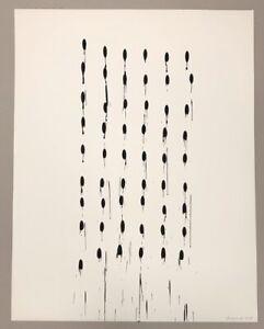 Oskar Holweck Motiv 74/8 Serigraphie 1974 handsigniert