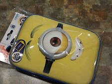 DESPICABLE ME MINIONS MADE MINI IPAD ZIPPER CASE FITS ALL 7/8 INCH TABLETS BNWT