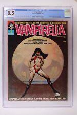Vampirella #1 - Warren Publishing 1969 CGC 8.5 Origin and 1st Appearance of Vamp