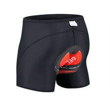 Men's Women's Gel 3D Bicycle Shorts Cycling Underpants Riding Bike Padded Pants
