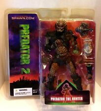 McFarlane Toys PREDATOR 2 Figure MOC! Rare! Hunter Predator! 2004