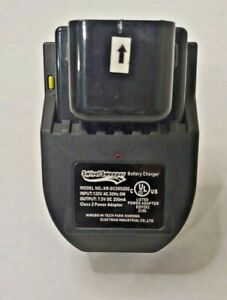 Swivel Sweeper Battery Charger & Adapter Model XR DC080200 7.5 VDC 200mA a2