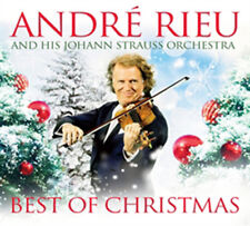 Andre Rieu Best of Christmas 0602547137692 CD With DVD