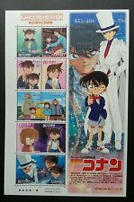 Japan Animation Detective Conan Manga 2006 Cartoon 日本漫画名侦探柯南 (sheetlet MNH *rare