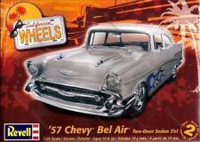 85-4251 Revell 57 CHEVY BEL AIR 2-DOOR SEDAN 2'n 1 MODEL KIT 1/25 SCALE new