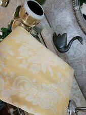 Dorma Blenheim gold pencil pleat curtains 66x72inch