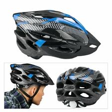 Sunny Blue Helmet visor Cycling Mountain Bike Bicycle Helmet bike