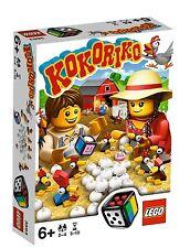 Giochi LEGO 3863 KOKORIKO GAME fattoria uova di gallina Chicken Eggs